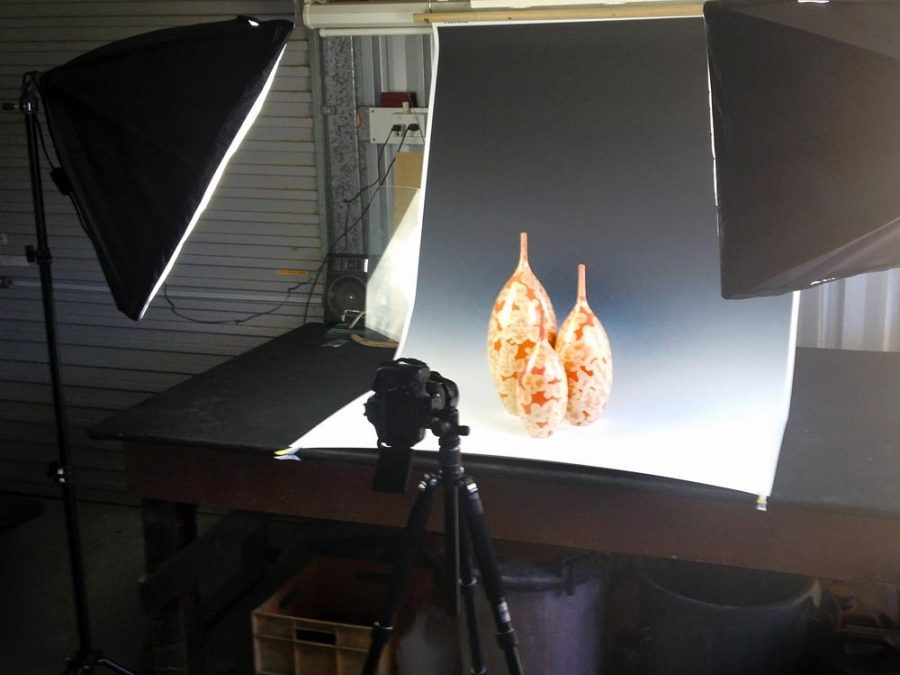 Photographing Ceramics – An evolution of process