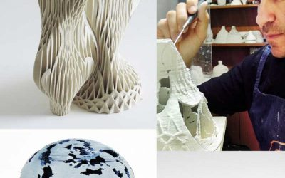 The Contemporary Ceramic Art of Emere Can