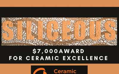 2021 $7,000 Siliceous Award for Ceramic Excellence